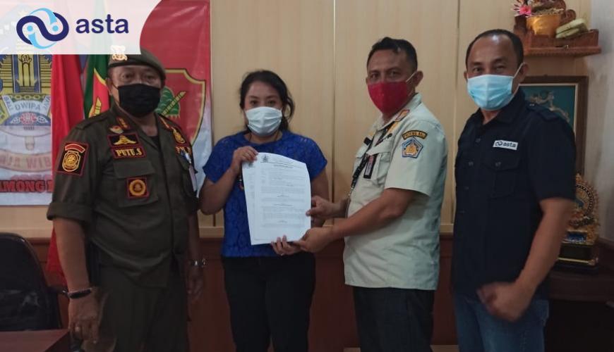 Pemprov Bali Memperpanjang Kontrak Penyedia Jasa Tenaga Pengamanan di Tahun 2021