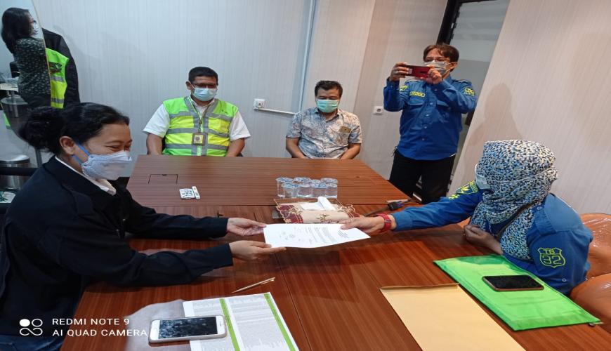 Pengalihdayaan SDM PT. Gapura Angkasa Cab. Juanda (SUB) kepada PT. Asta Nadi Karya Utama